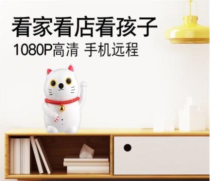 深圳侦探推荐设备:监控伪装型室内玩偶摆饰
